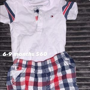 Tommy Hilfiger Two Piece